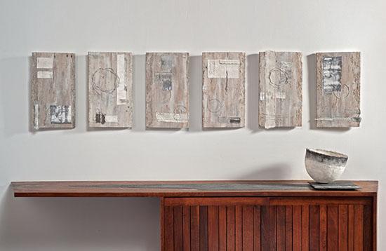 Gizella K Warburton Installation