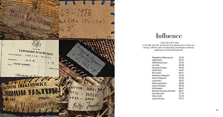 Influencers Title page  Influence and Evolution catalog