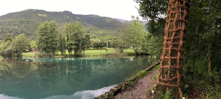 Gyöngy Laky Rope-Polcenigo-Caneva Italy