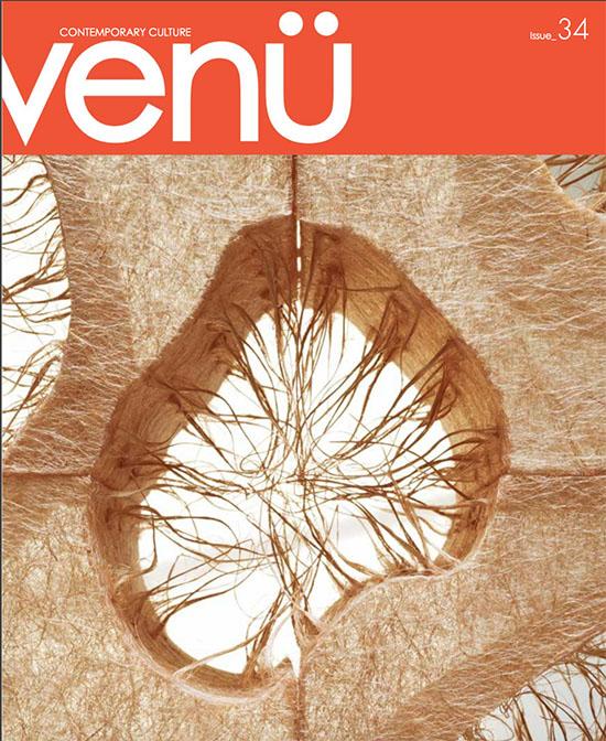 Venü Magazine Cover
