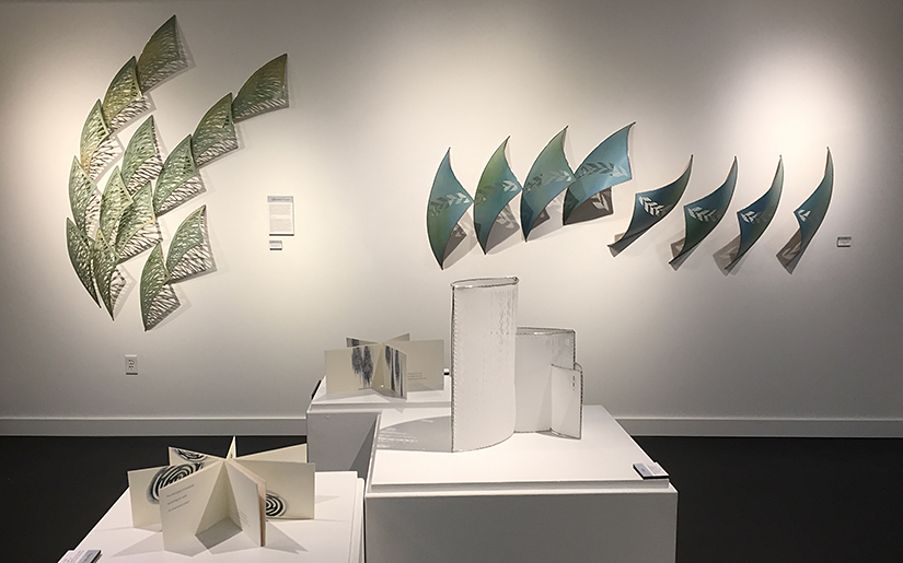 Flow: The Carved Paper Work of Jennifer Falck Linssen