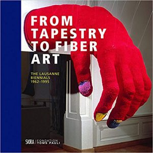 Books men great gifts: From Tapestry to Fiber Art (Skira)