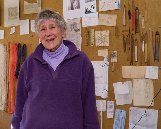 Ethel Stein Portrait