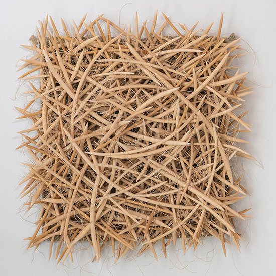 Lewis Knauss wall sculpture