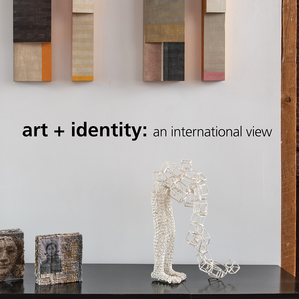 art + identity: an international view catalog