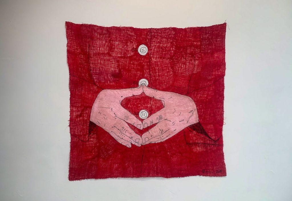 Alexandra Bircken, Angie, Venice Biennale