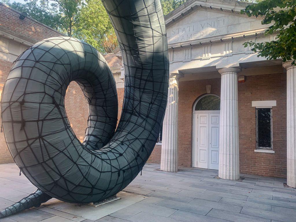 American Pavilion, Martin Puryear