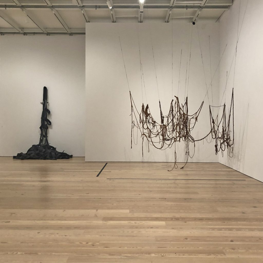 Robert Morris and Eva Hesse