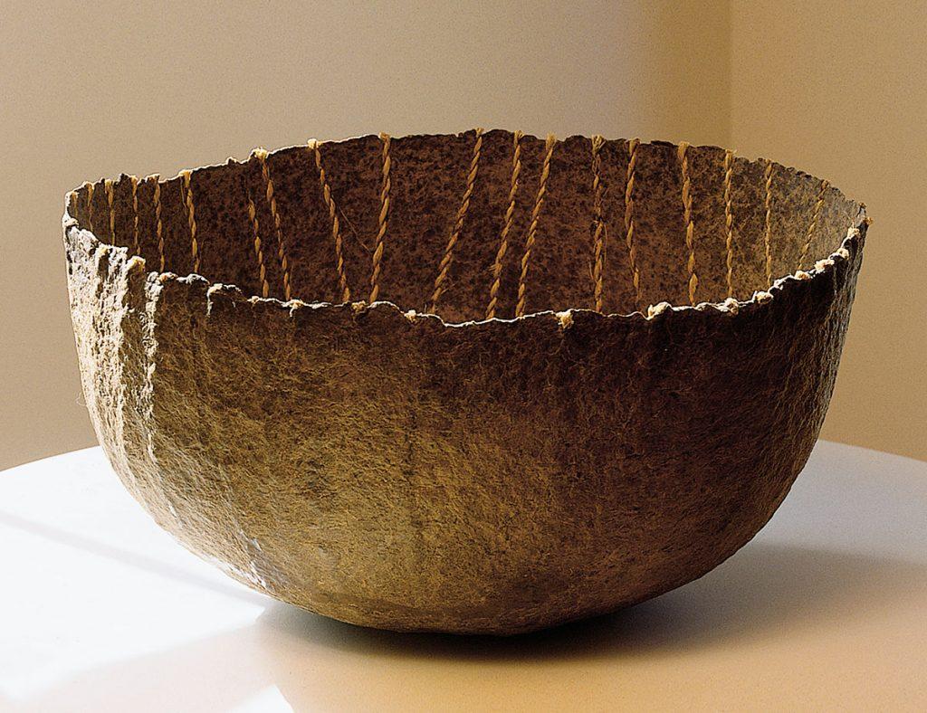 Large Sylvia Seventy Paper Basket