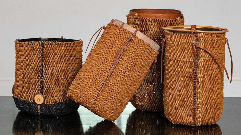 Grouping Marion Hildebrandt baskets