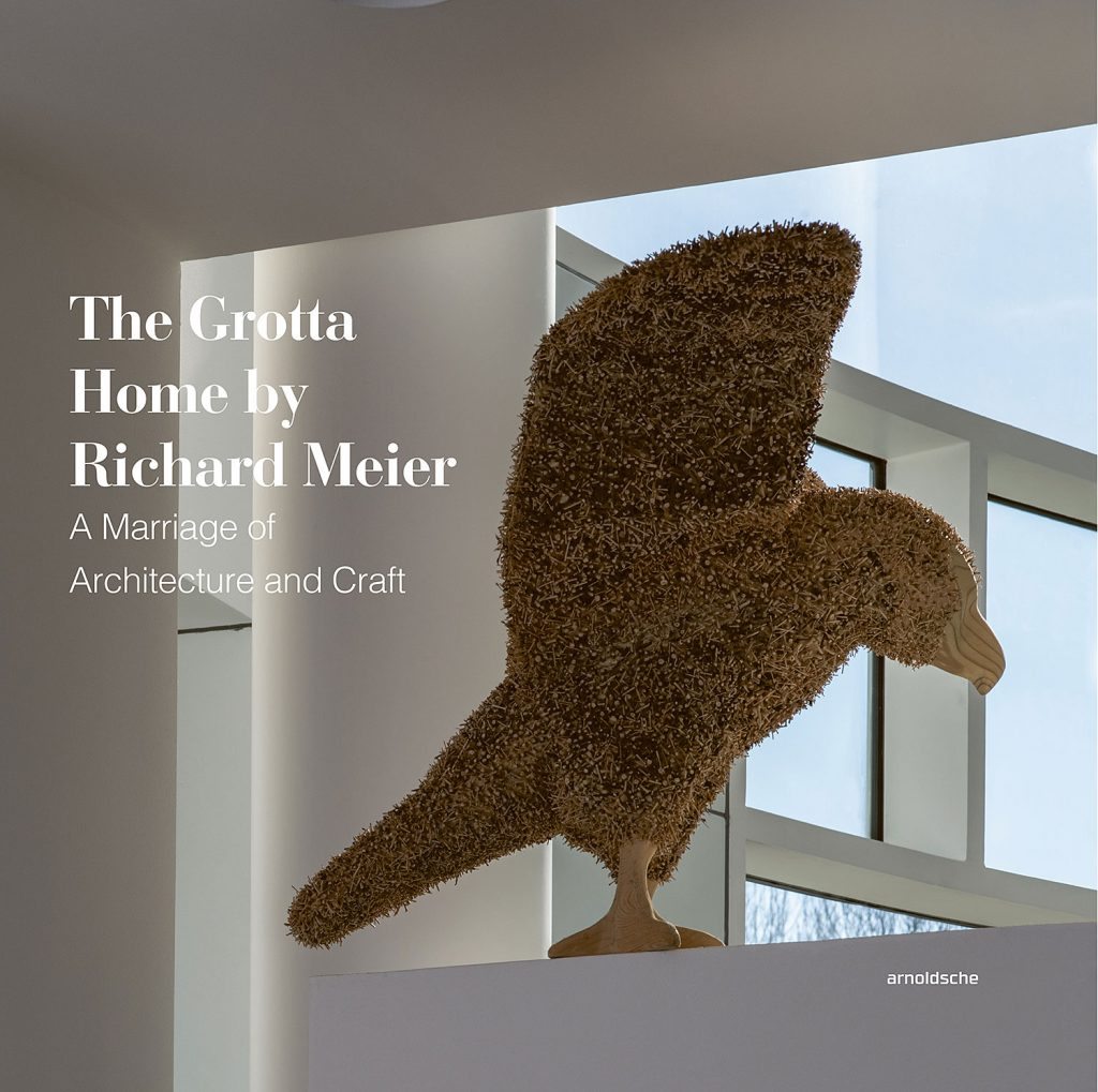 Coffee Table Book The Grotta Home by Richard Meier