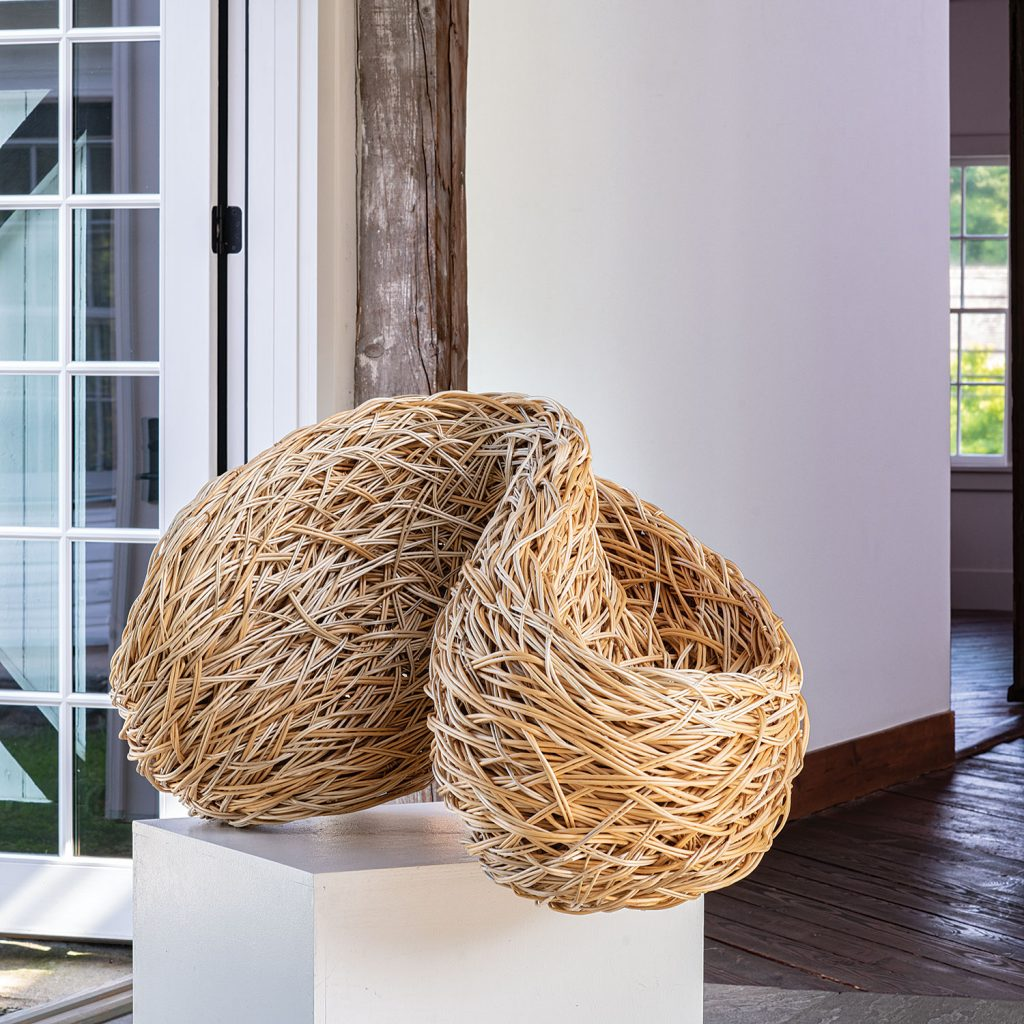 Surface Form Basket by Laura Bacon