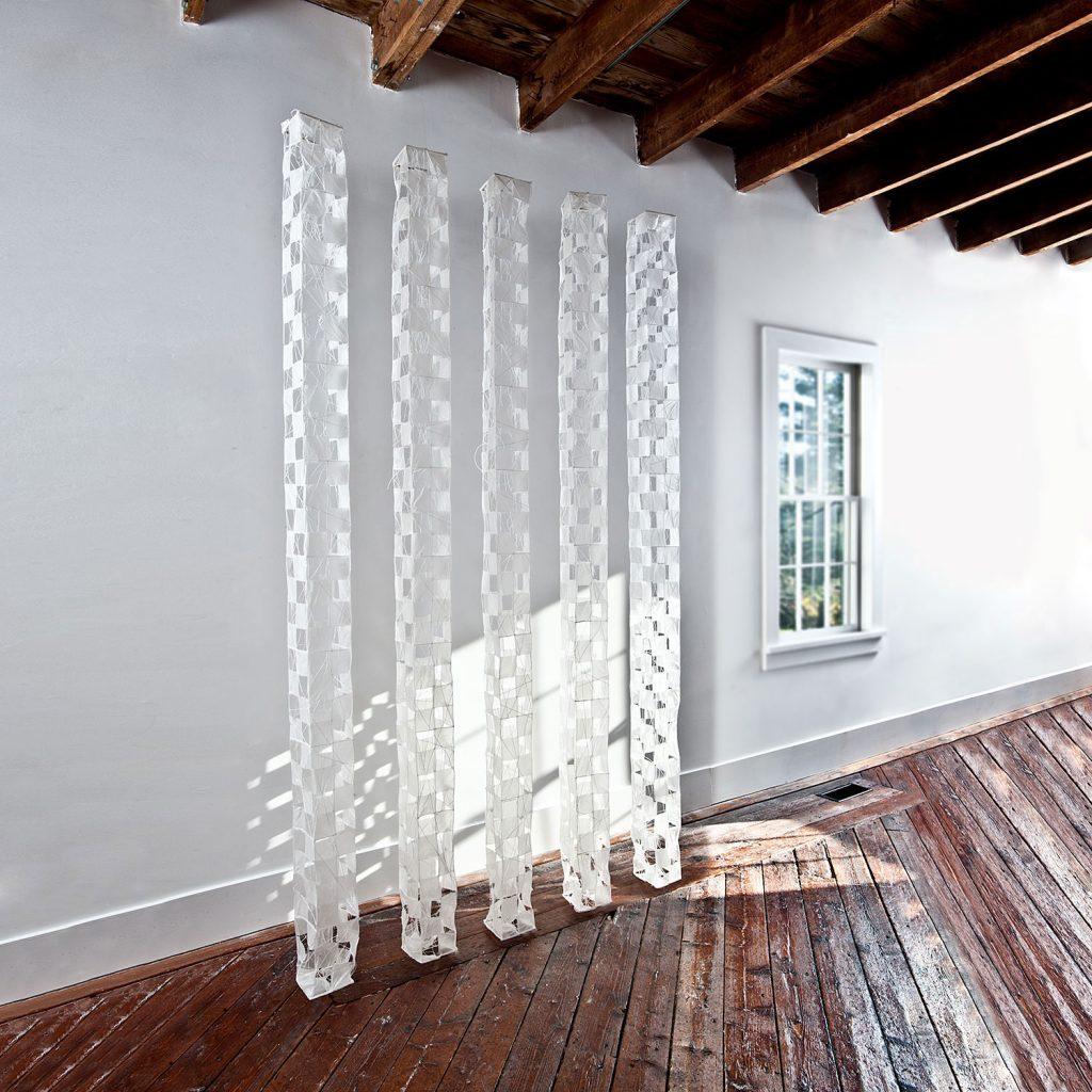 paper sculpture, Naomi Kobayashi