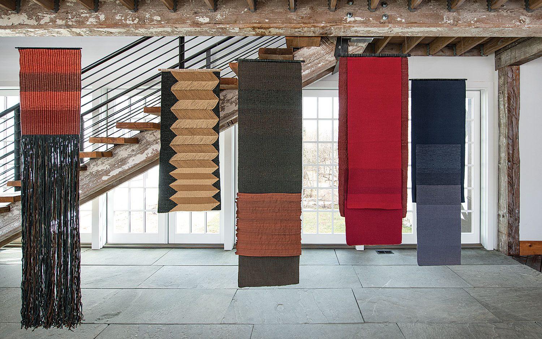 Tapestries by Carolina Yrarrázaval