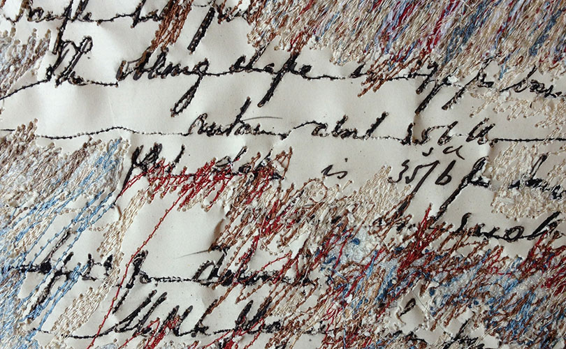 Sharon Brown Stitched Stories